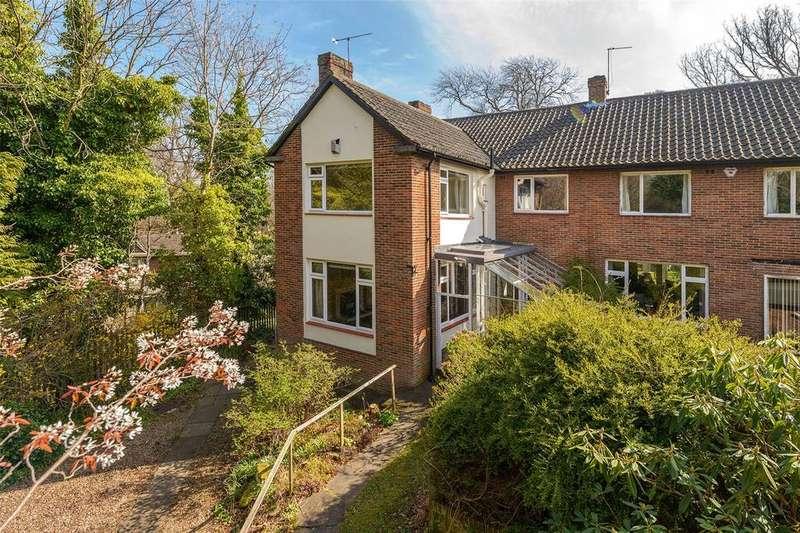 4 Bedrooms Semi Detached House for sale in Bemersyde Drive, Jesmond, NE2