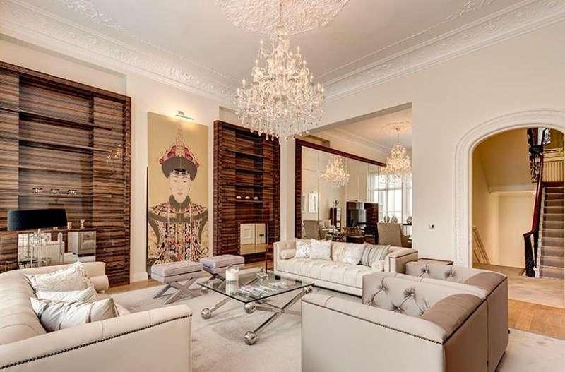 8 Bedrooms House for rent in Knightsbridge, Knightsbridge