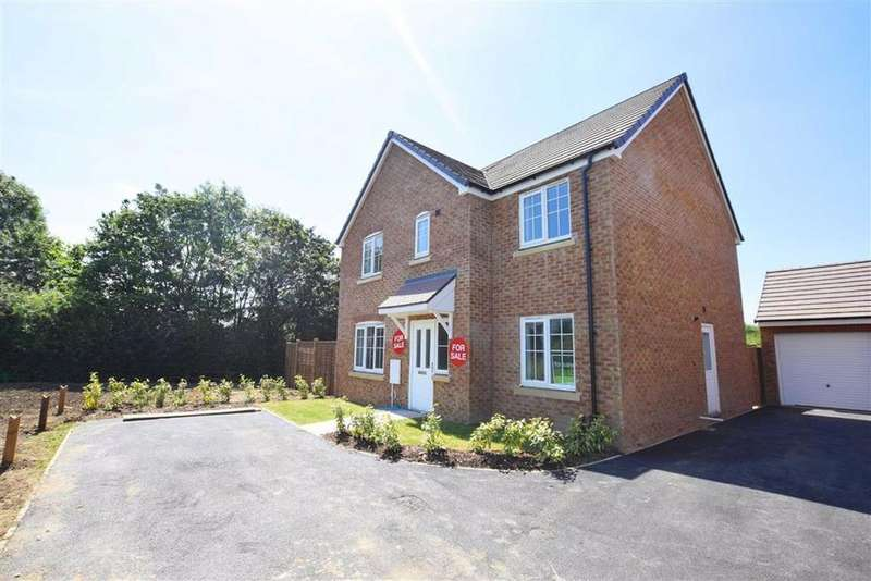 5 Bedrooms Detached House for sale in The Corfe, Plot, Longford Lane, GL2