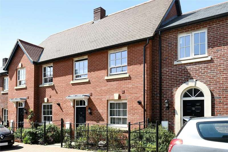 2 Bedrooms Terraced House for sale in Manor Road, Winchester, Hampshire, SO22