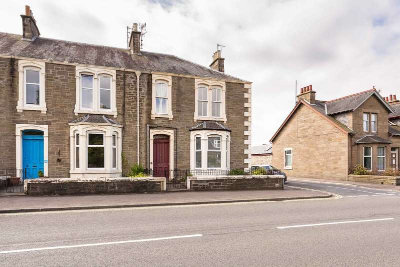 2 Bedrooms Flat for sale in Monifieth Road, Broughty Ferry, Dundee, Angus, DD5 2RX