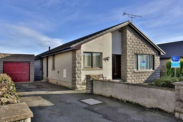 4 Bedrooms Detached Bungalow for sale in Mill Lane, Stuartfield, Peterhead, Aberdeenshire