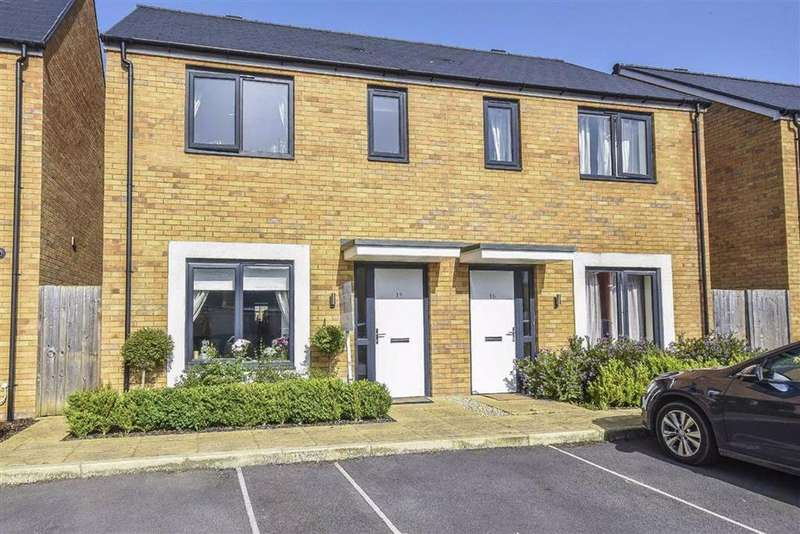 2 Bedrooms Semi Detached House for sale in Shearing Close, Dursley, GL11