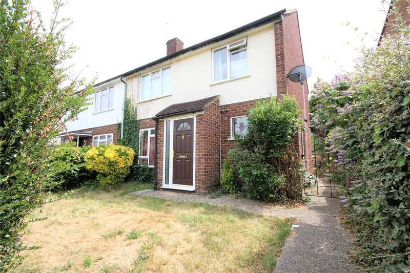 5 Bedrooms Semi Detached House for sale in Carsdale Close, Reading, Berkshire, RG1