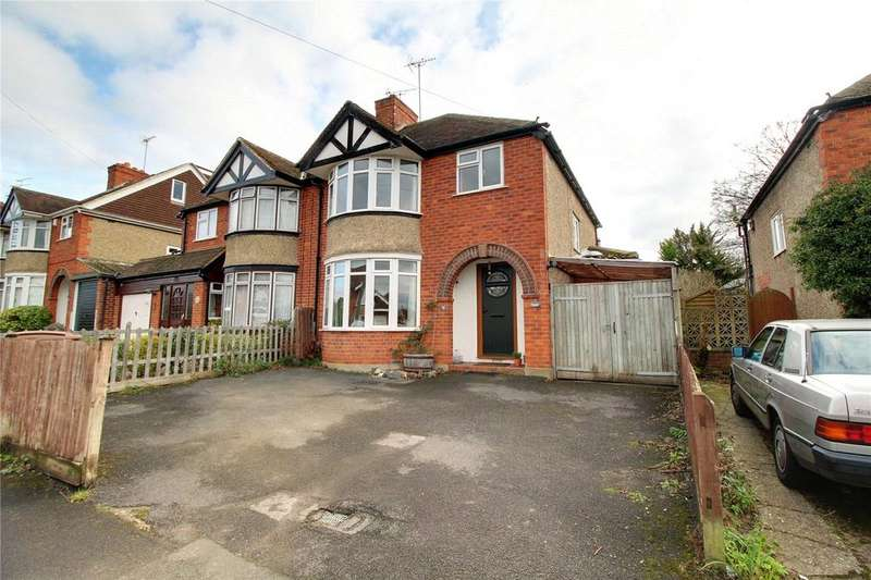 3 Bedrooms House for sale in Byron Road, Earley, Reading, Berkshire, RG6