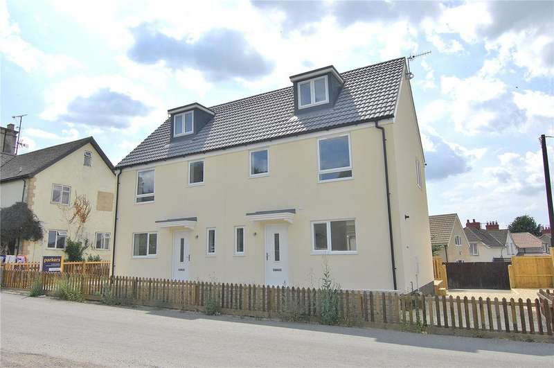 3 Bedrooms Semi Detached House for sale in Dudbridge Hill, Stroud, Gloucestershire, GL5