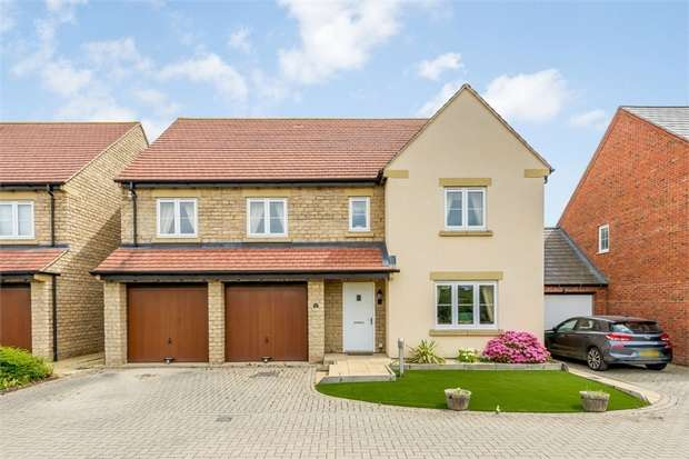 6 Bedrooms Detached House for sale in Kempton Close, Bicester, Oxfordshire