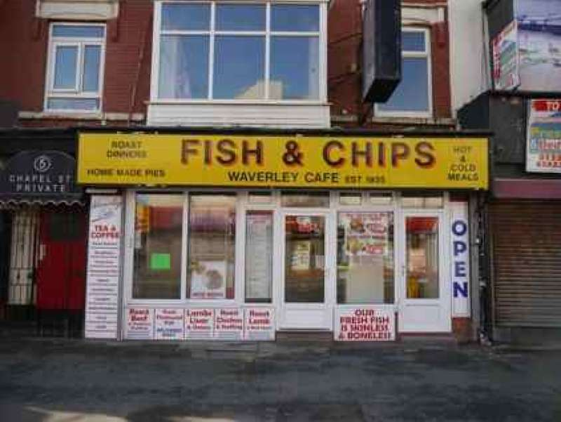 Property for sale in Chapel Street Central Blackpool