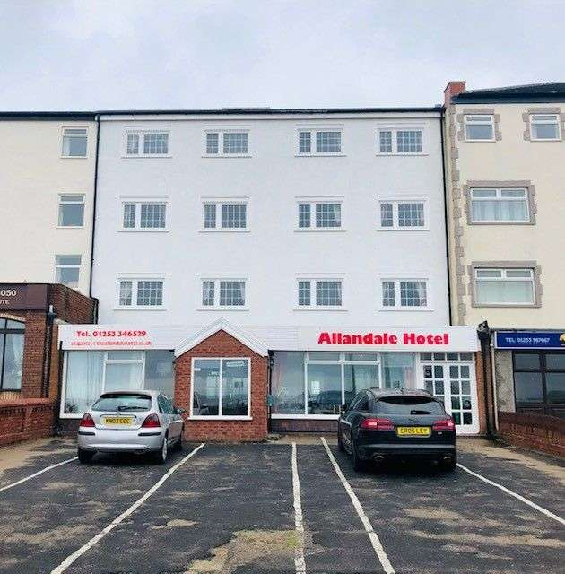 30 Bedrooms Hotel Gust House for sale in Allandale Hotel, 387-389, Promenade, Blackpool, FY1 6BH
