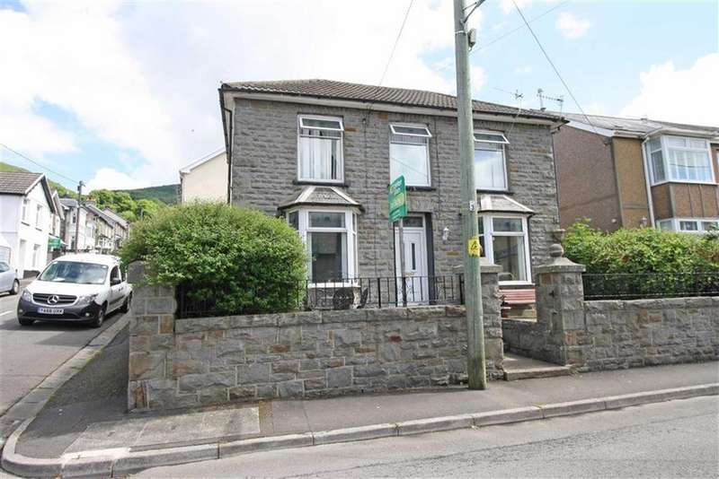 4 Bedrooms Detached House for sale in Campbell Terrace, Mountain Ash, Mid Glamorgan