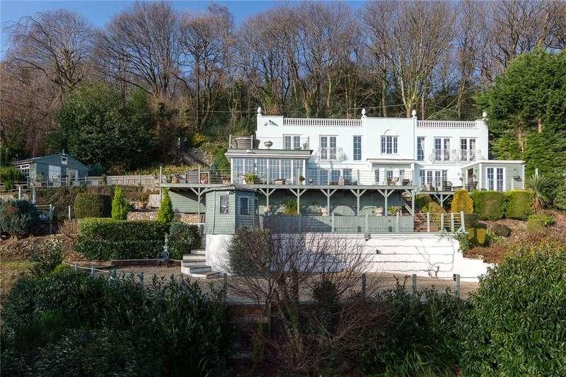4 Bedrooms Detached House for sale in Woodhouse Hill, Uplyme, Lyme Regis, Devon, DT7