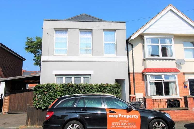 3 Bedrooms Detached House for sale in Kitchener Avenue, Gloucester GL1