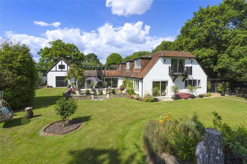 5 Bedrooms Detached House for sale in Spinney Lane, Itchenor, Chichester West Sussex, PO20