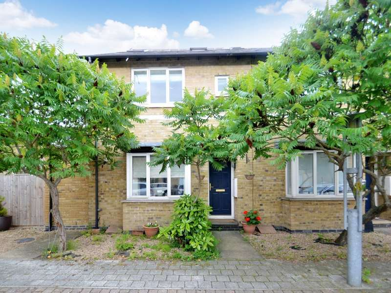 3 Bedrooms Terraced House for sale in Da Gama Place, Canary Wharf E14