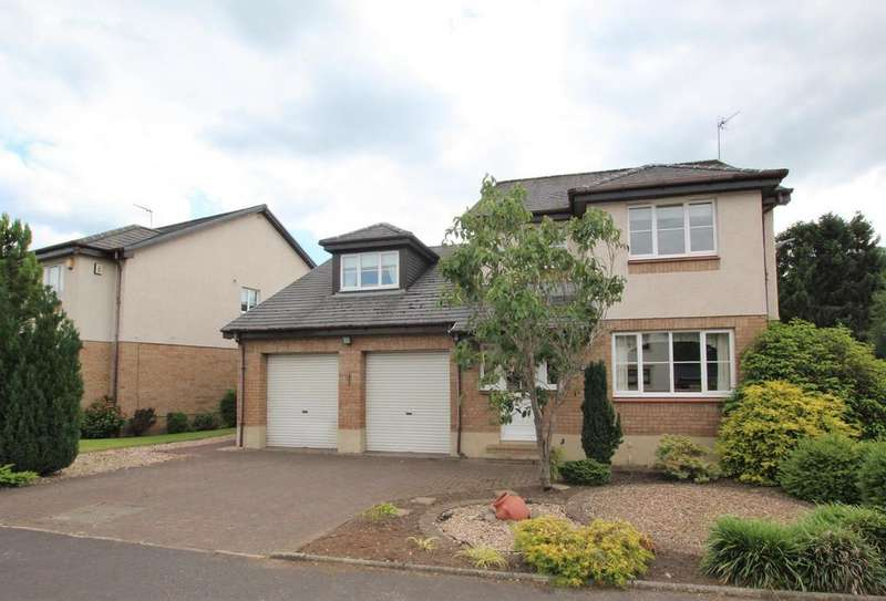 5 Bedrooms Detached House for sale in 53 Holm Road, Crossford