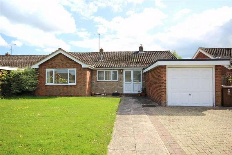3 Bedrooms Detached Bungalow for sale in Charnwood Close, Leckhampton, Cheltenham, GL53