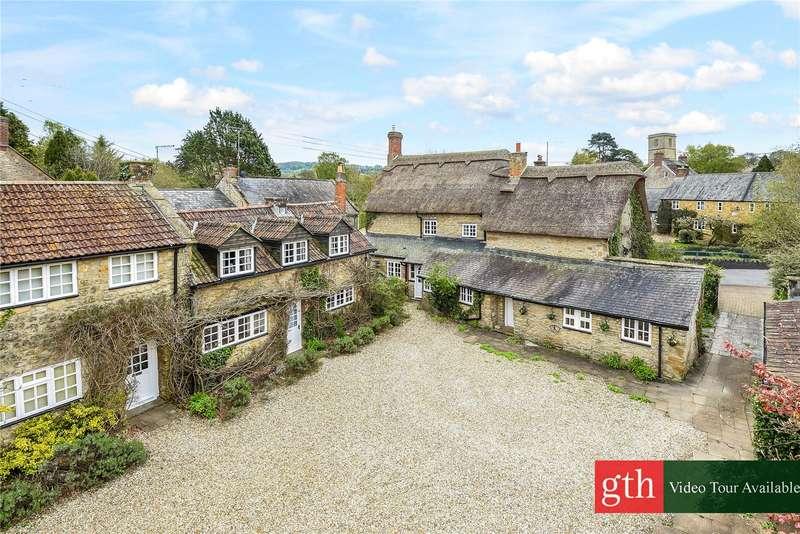 4 Bedrooms Detached House for sale in South Perrott, Beaminster, Dorset, DT8