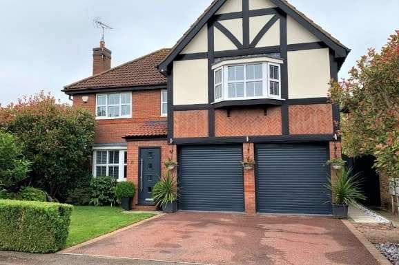 5 Bedrooms Property for sale in Sandford Close, Hinckley