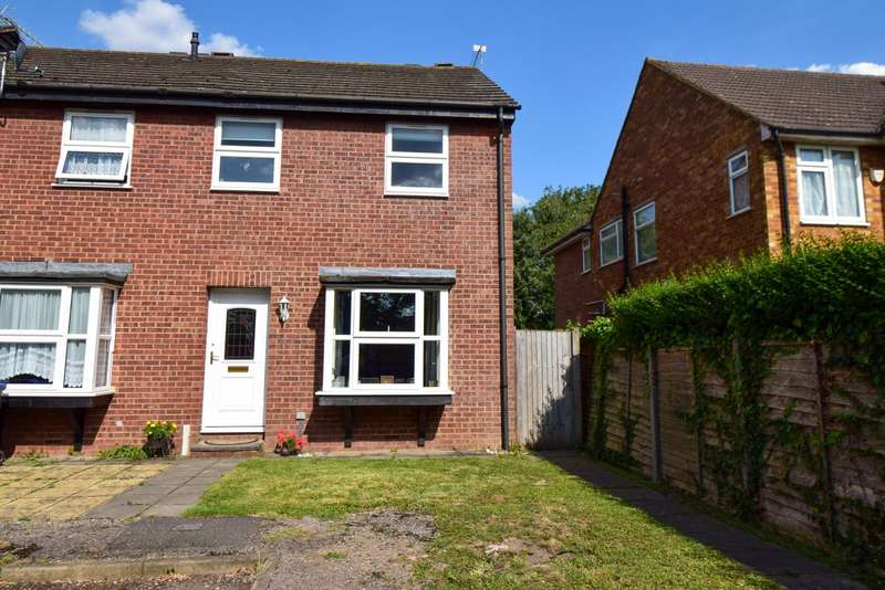 3 Bedrooms End Of Terrace House for sale in Harkness Road, Burnham, SL1