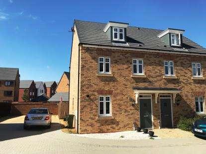 3 Bedrooms Semi Detached House for sale in Quintus Close, Fairfields `, Milton Keynes, Bucks