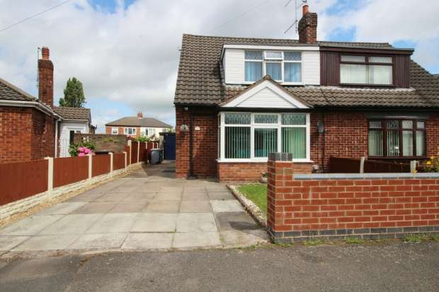 3 Bedrooms Semi Detached House for sale in Cheltenham Crescent, Crewe, Cheshire, CW1 3SZ