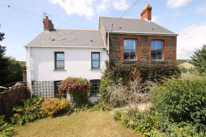 5 Bedrooms Detached House for sale in Sideways Cottage, Barry, Vale Of Glamorgan