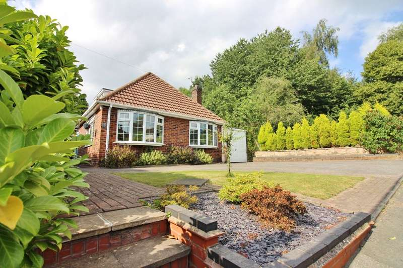 3 Bedrooms Detached Bungalow for sale in Villiers Road, Kenilworth, CV8