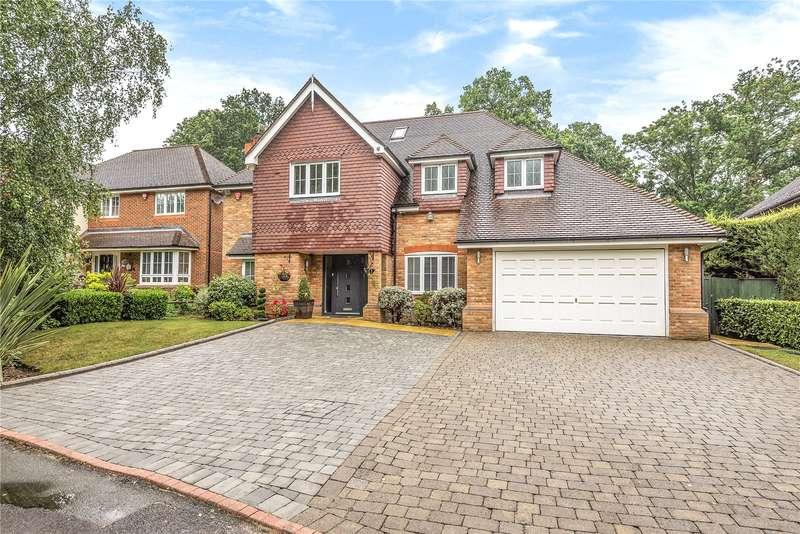 6 Bedrooms Detached House for sale in Howards Wood Drive, Gerrards Cross, Buckinghamshire, SL9