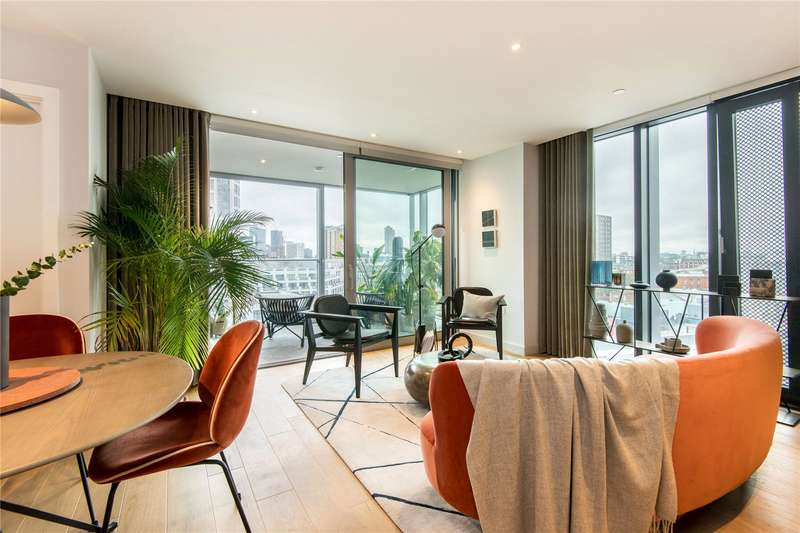 3 Bedrooms Apartment Flat for sale in The Makers, Nile Street, N1