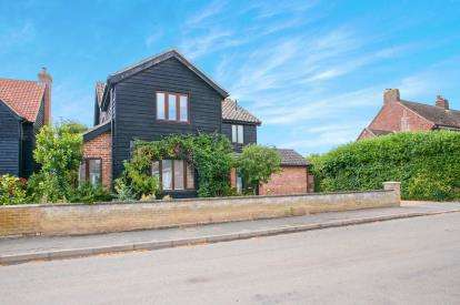 4 Bedrooms Detached House for sale in Aldreth, Ely, Cambridgeshire