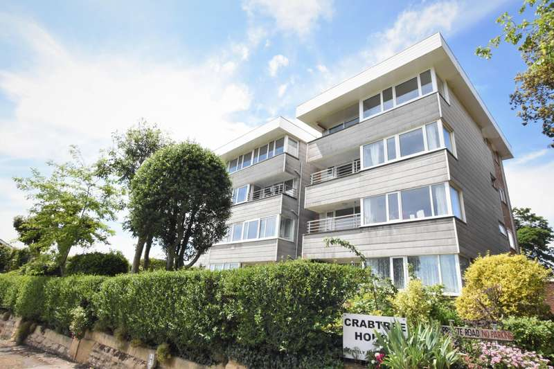 2 Bedrooms Flat for sale in Crabtree House, Archery Road, St Leonards On Sea, TN38