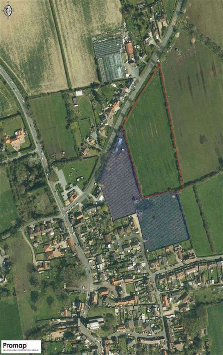 Land Commercial for sale in Sproatley Road, Preston, East Yorkshire