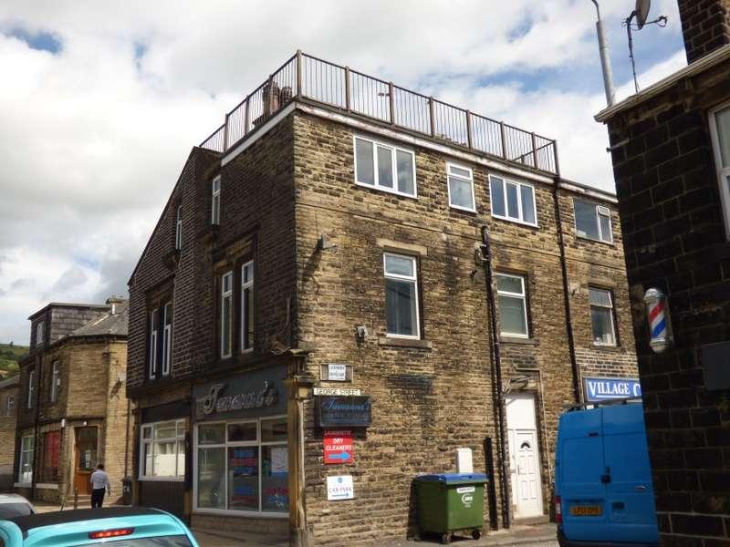 2 Bedrooms Maisonette Flat for sale in 1 George Street, Hebden Bridge, West Yorkshire