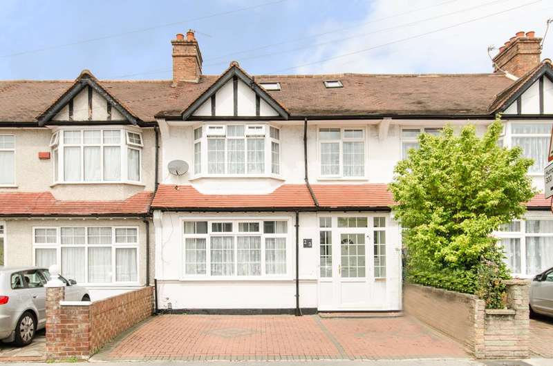 4 Bedrooms House for sale in Foxley Road, Thornton Heath, CR7