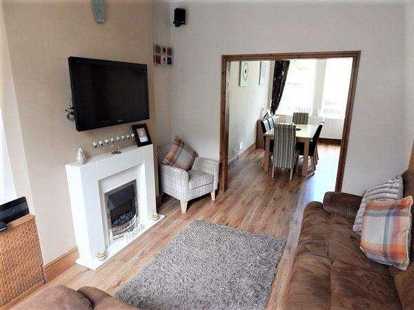 4 Bedrooms Terraced House for sale in Oak Street, Abertillery, NP13 1TF