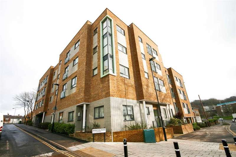 1 Bedroom Apartment Flat for sale in Hinkler Road, Southampton