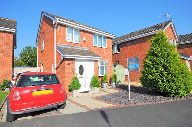 3 Bedrooms Detached House for sale in Tegid Way, Saltney, Chester
