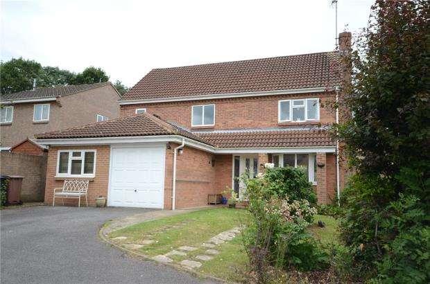4 Bedrooms Detached House for sale in Swallow Way, Wokingham, Berkshire