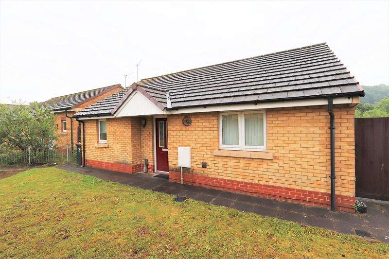2 Bedrooms Bungalow for sale in Treberth Court, Newport. NP19 9TE