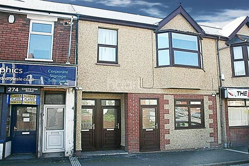 5 Bedrooms Block Of Apartments Flat for sale in Chepstow Road, Newport, NP19