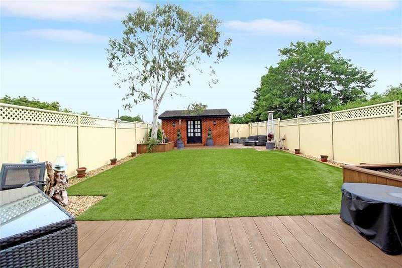3 Bedrooms Semi Detached House for sale in Glebe Lane, Sonning, Reading, Berkshire, RG4