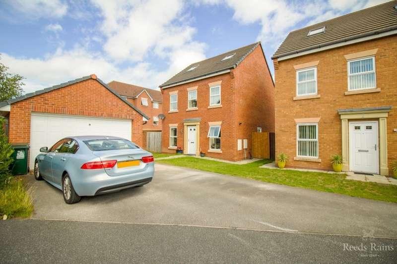4 Bedrooms Detached House for sale in Atlas Way, Ellesmere Port, CH66
