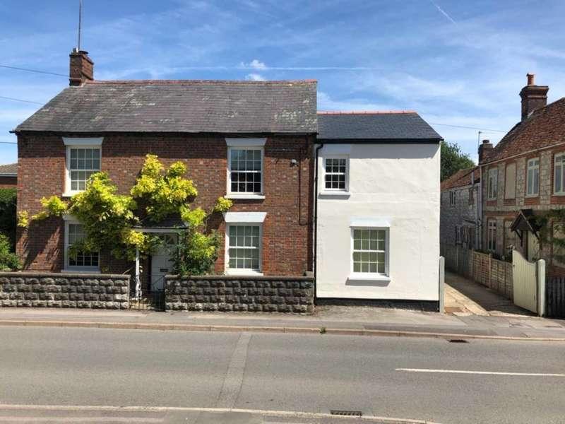 3 Bedrooms Detached House for sale in Newbury Street, Lambourn