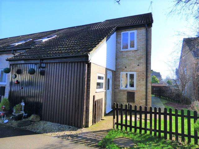 2 Bedrooms Terraced House for sale in 1 Darters Close , Lydney, Gloucestershire GL15 5EY