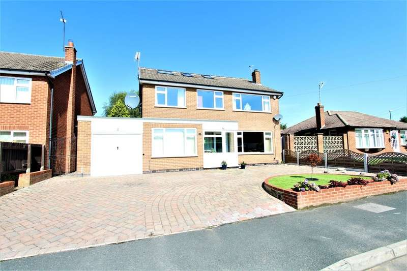 5 Bedrooms Detached House for sale in Normanby Road, Wollaton , Nottingham, NG8