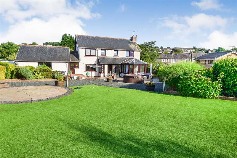 4 Bedrooms Detached House for sale in Gillbeck Park, Maryport
