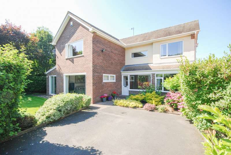 5 Bedrooms Detached House for sale in Ashleigh House, Seaburn Court