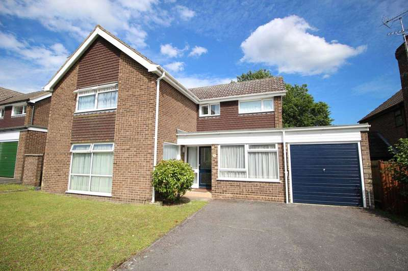 4 Bedrooms Detached House for sale in Byron Drive, Wickham Bishops