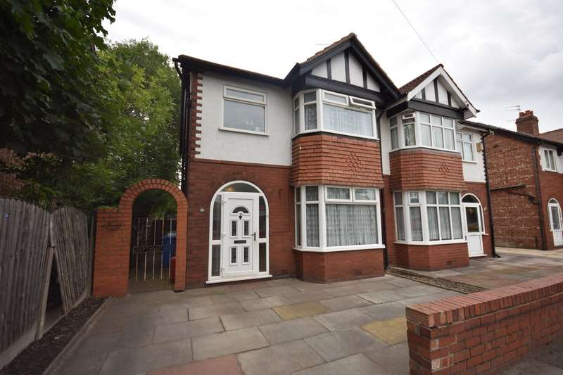 3 Bedrooms Semi Detached House for sale in Ashfield Road, Sale, Greater Manchester, M33