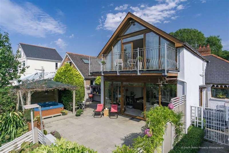 4 Bedrooms Detached House for sale in Port Road East, Barry, Vale Of Glamorgan